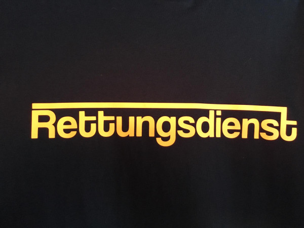 T-Shirt mit individuellen Bedruck