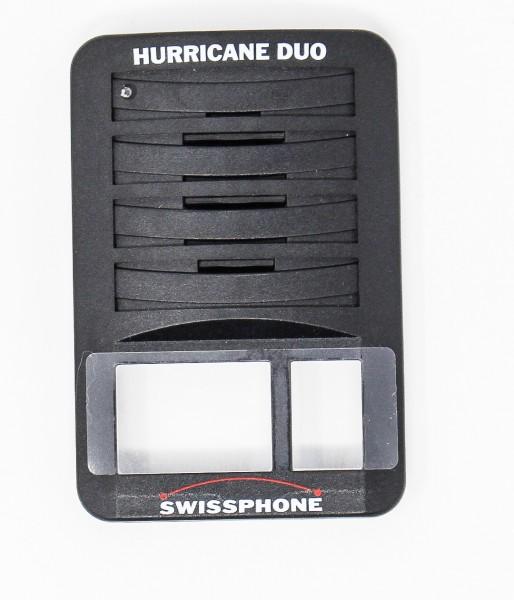 Gehäuseoberteil Hurricane Duo