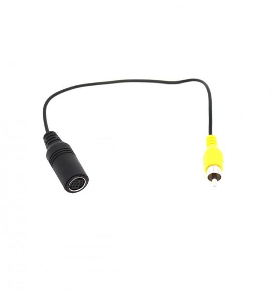 Adapterleitung für W.A.S Waeco-Rückfahrkamera an Garmin Navigation