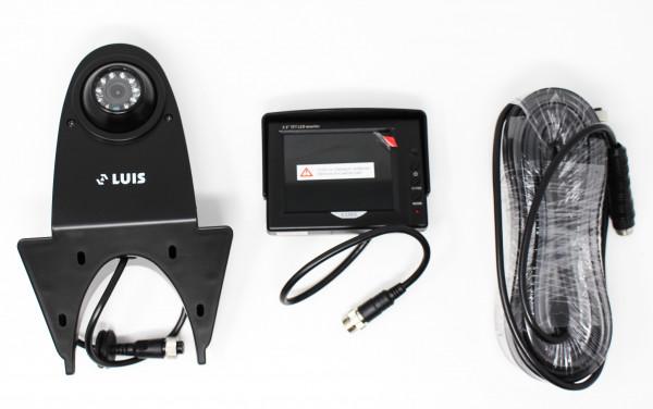 LUIS RV-8 Rückfahrkamerasystem für Kleintransporter
