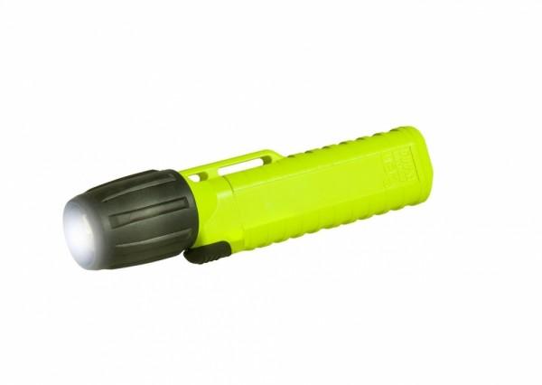 Helmlampe UK 4AA eLED Zoom S, Frontschalter