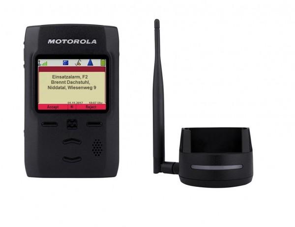 MOTOROLA Advisor TPG2200 Tetra-Pager Set