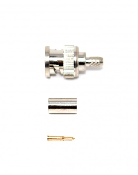 BNC / RG 58 (Crimp Stecker)