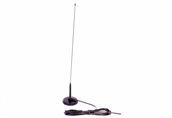 VHF Antenne 2m Band Magnetfuß