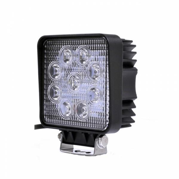 9 LED 27W Arbeitsscheinwerfer