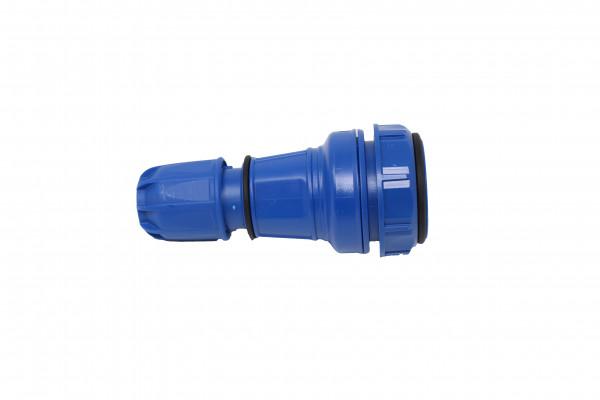 Druckwasserdichte Kupplung IP68