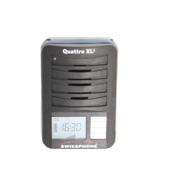 Swissphone Quattro XLi Sologerät