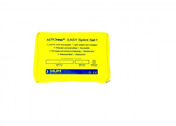 Easy Splint SET 4-teilig mit Tasche