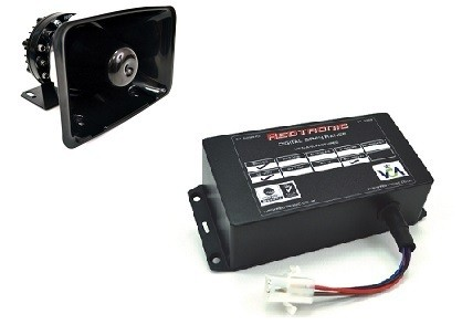 100 Watt Sondersignalanlage 12 V - Lsp RE