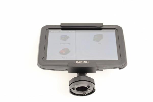 Diebstahl-Schutz für Garmin dezl780 (Montage-Flansch hinten)
