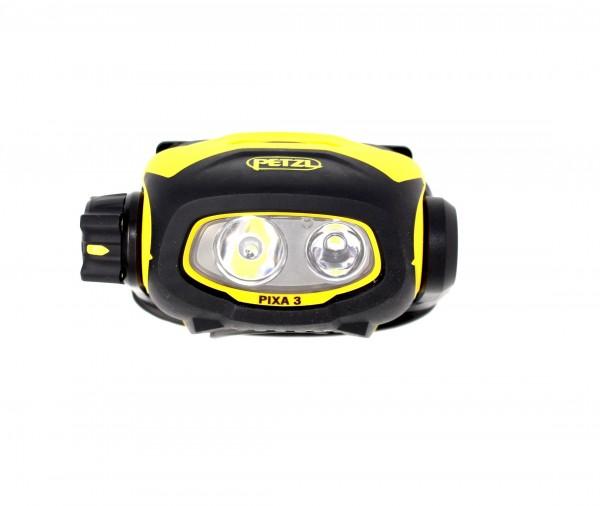 Helmleuchte LED PIXA 3 Helmlampe ATEX EX geschützt IP 67