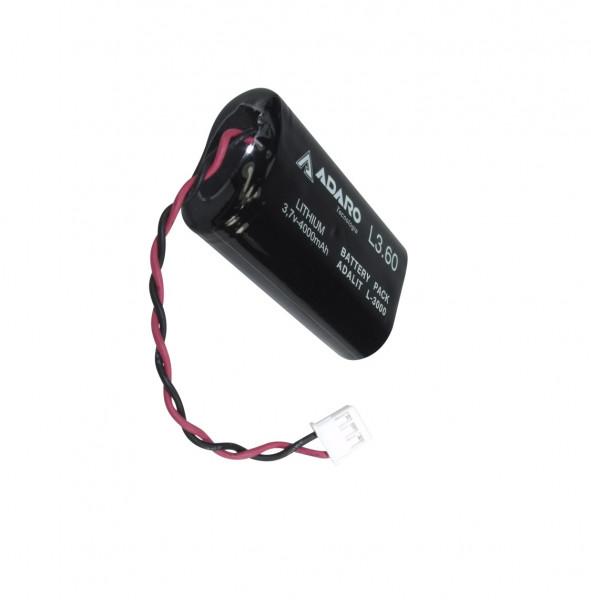 Ersatzakku für Adalit L3000 und L3000 Power