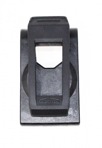 Swissphone s.Quad Gürtelclip / Gürtelholster schwarz