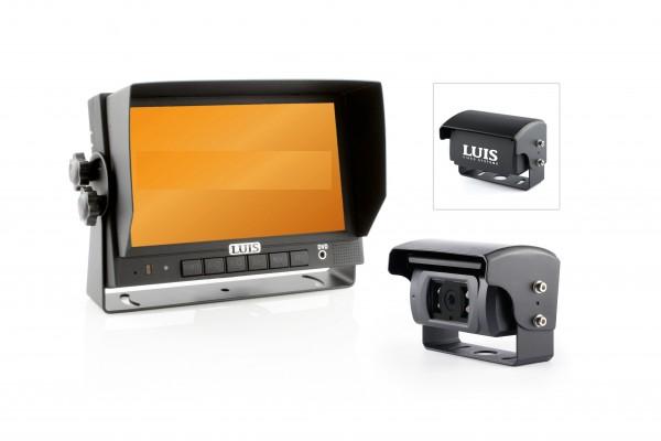 LUIS R7-S Rückfahrsystem mit Shutter Kamera - 180°